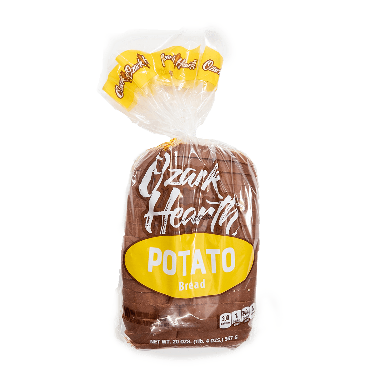Ozark Hearth Potato Bread